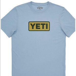 Yeti shirt for men size M.